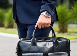 Co powinna posiadać idealna torba męska do pracy?