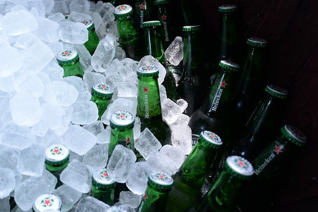 butelki piwa