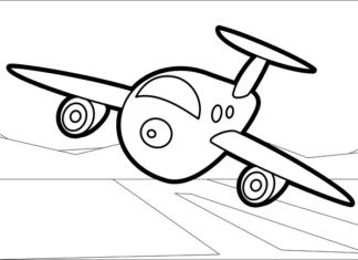 ładny samolot