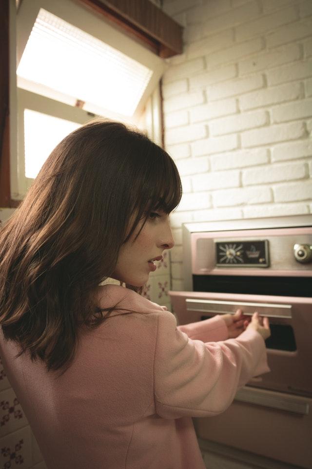 jak umyć piekarnik