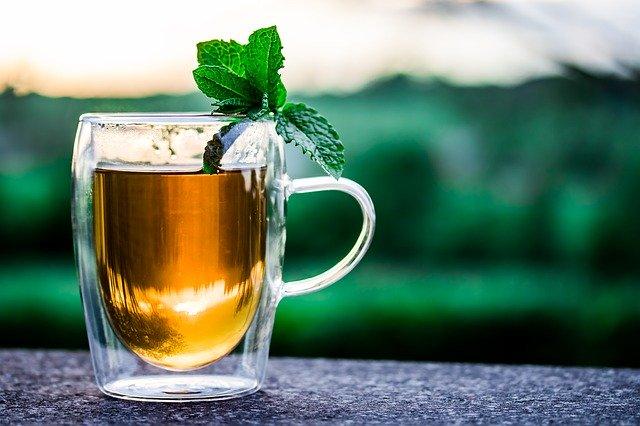 Herbata miętowa - jakie ma właściwości?