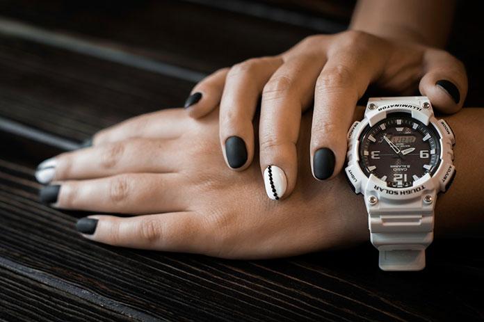Metamorfoza zegarka G-shock