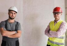 Olsztyn i praca w budownictwie